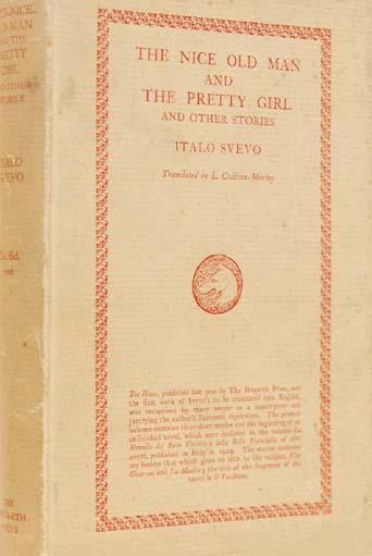 The Nice Old Man And The Pretty Girl By Italo Svevo Times Flow