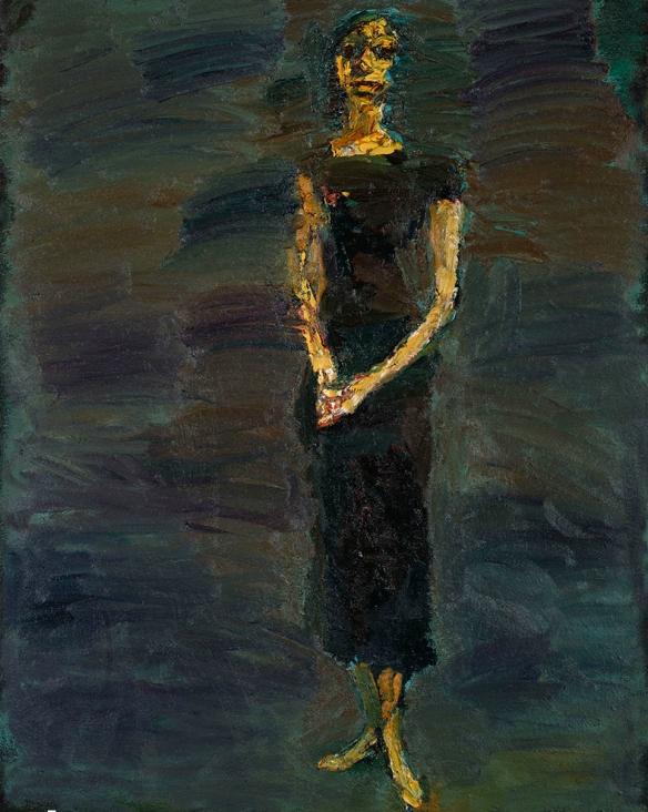 Thomas Newbolt - figure (2012)