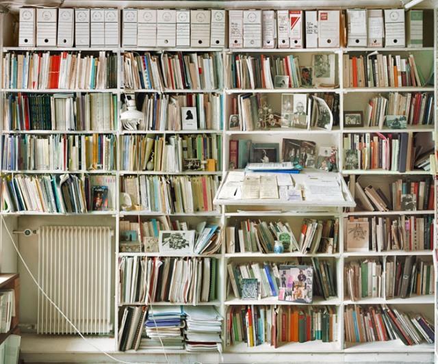 Derrida's Library