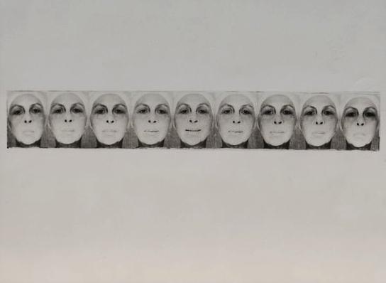 The Smile (1978) - Geta Bratescu
