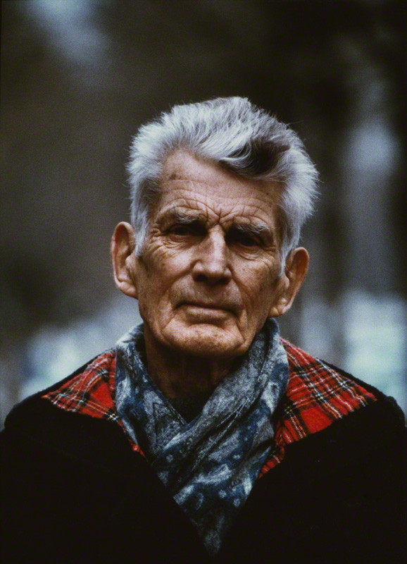 Samuel Beckett -  John Minihan (1985)