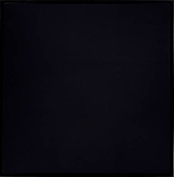 'black painting' - Ad Reinhardt