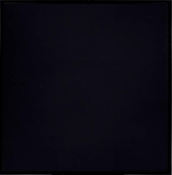 'black painting' - Ad Reinhardt