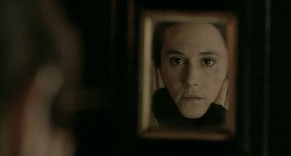 Holly Hunter in The Piano (Jane Campion, 1993)