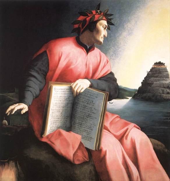 Allegorical Portrait of Dante (1530) - Agnolo Bronzino