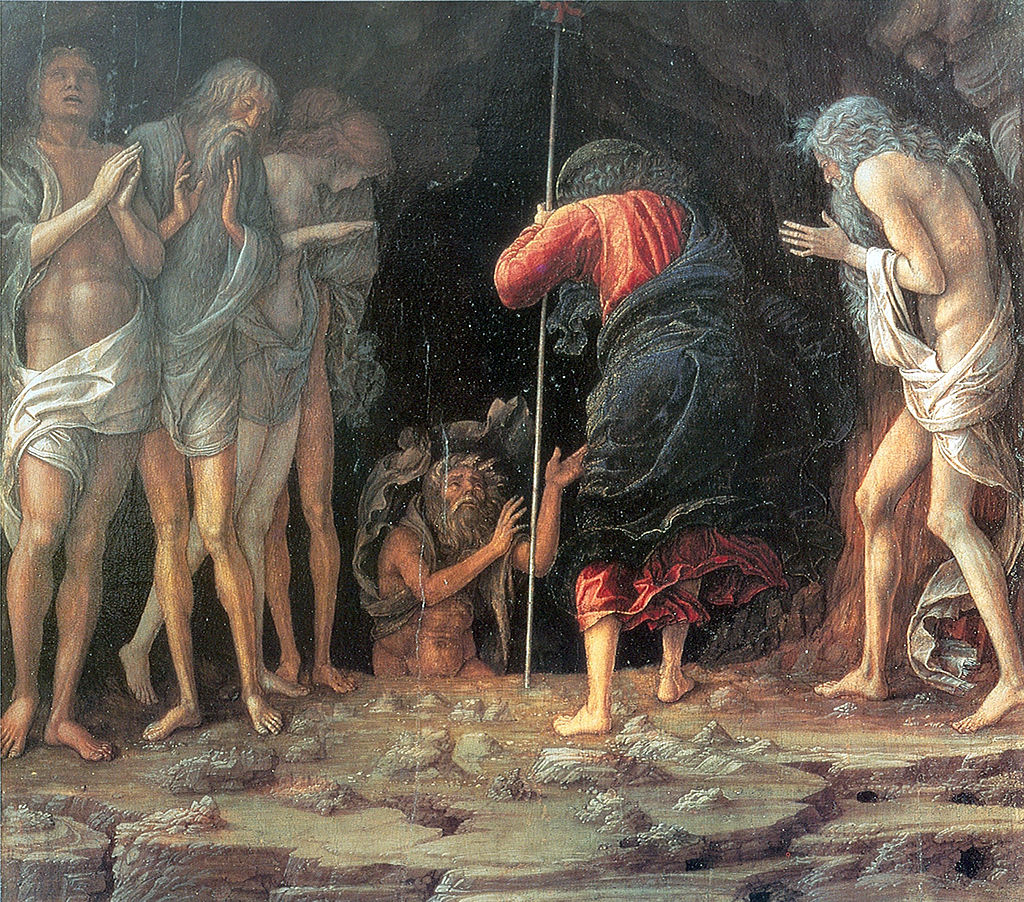Christ's Descent into Limbo (c. 1470) - Andrea Mantegna