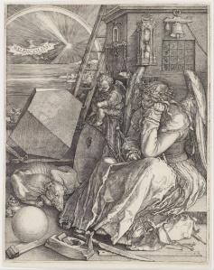 Dürer's Melencolia I