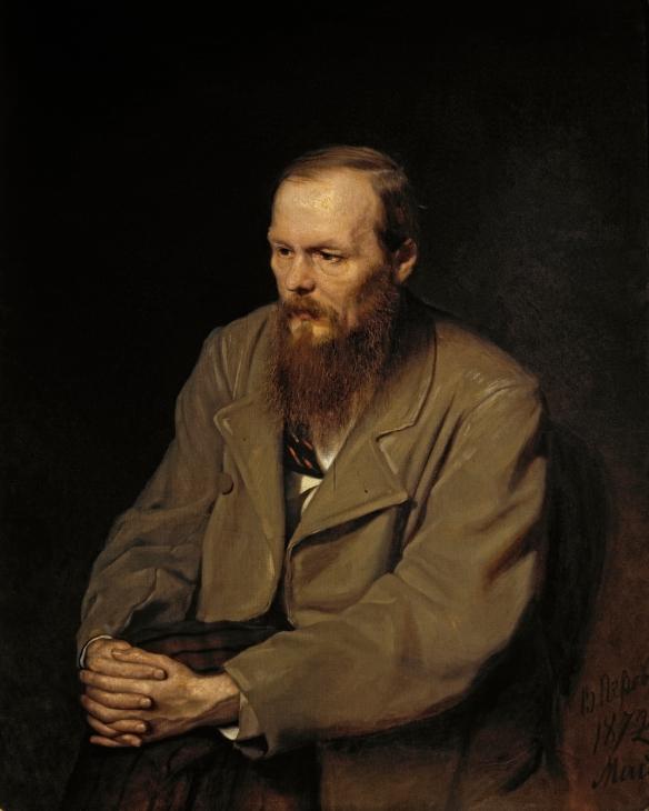 Fedor Dostoevsky (1872) - Vasily Perov